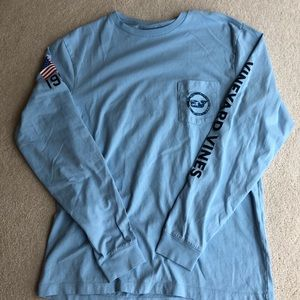 Long Sleeve Vineyard Vines T-shirt